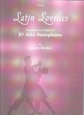 LATIN LOVELIES for saxophone
