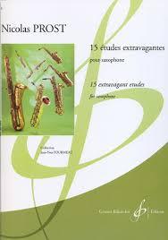 15 ETUDES EXTRAVAGANTES