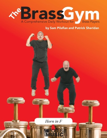 THE BRASS GYM + CD