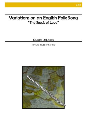 VARIATIONS ON AN ENGLISH FOLKSONG