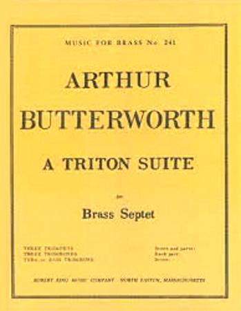 A TRITON SUITE Op.46 score & parts