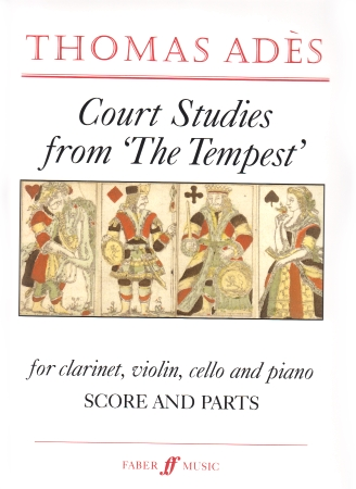 COURT STUDIES from 'The Tempest'