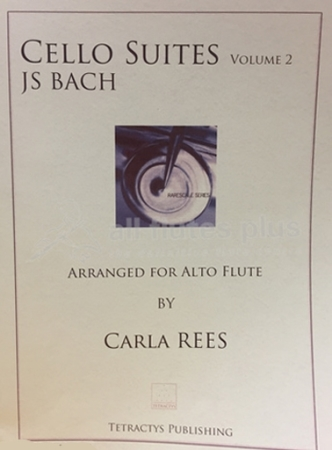 CELLO SUITES Volume 1