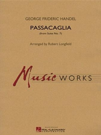 PASSACAGLIA (FROM SUITE NO. 7) (score)