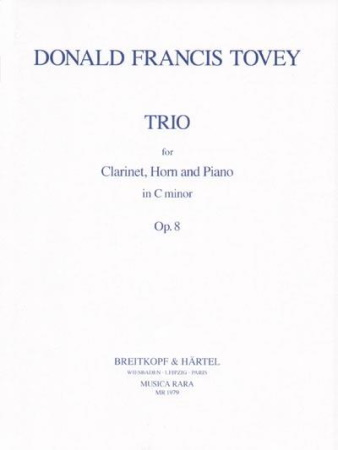 TRIO in c minor Op.8