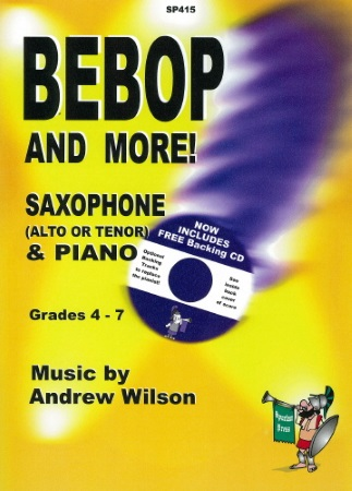 BEBOP AND MORE!  + CD