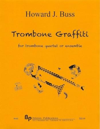 TROMBONE GRAFFITI (score & parts)