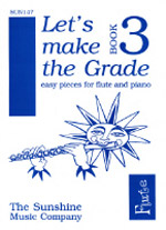 LET'S MAKE THE GRADE Book 3