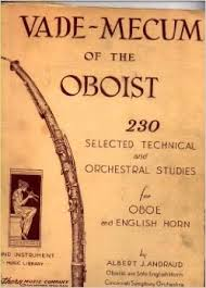 VADE MECUM of the Oboist (9th Edition)