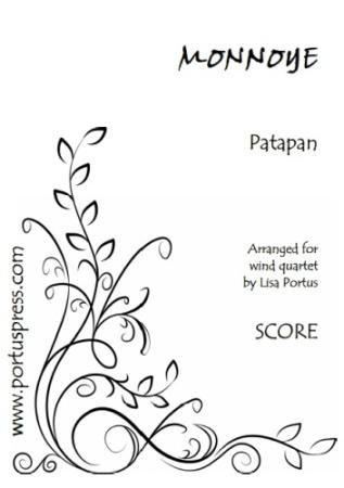 PATAPAN (score & parts)