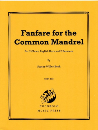 FANFARE FOR THE COMMON MANDREL