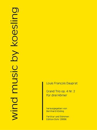 GRAND TRIO Op.4 No.2