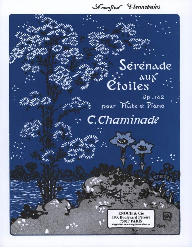 SERENADE AUX ETOILES Op.142