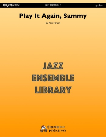 PLAY IT AGAIN, SAMMY (score & parts)
