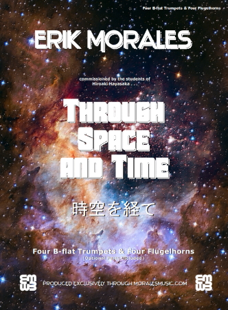 THROUGH SPACE AND TIME (score & parts)