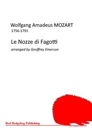 LE NOZZE DI FAGOTTI (score & parts)