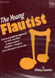 THE YOUNG FLAUTIST Volume 2