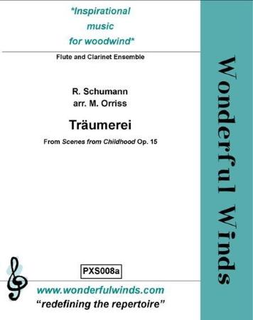 TRAUMEREI (score & parts)