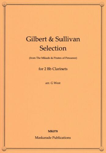GILBERT AND SULLIVAN SELECTION