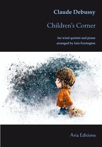CHILDREN'S CORNER (score & parts)