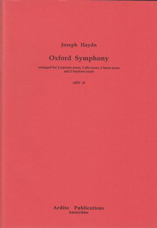 OXFORD SYMPHONY (score & parts)