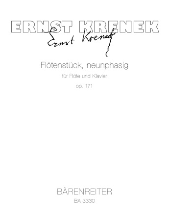 FLOTENSTUCK NEUNPHASIG Op.171