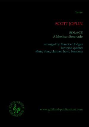 SOLACE A Mexican Serenade