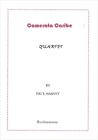 CAMERATA CARIBE (score & parts)