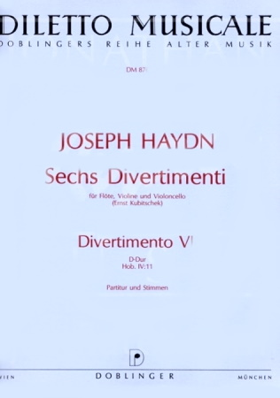 DIVERTIMENTO No.5 in D