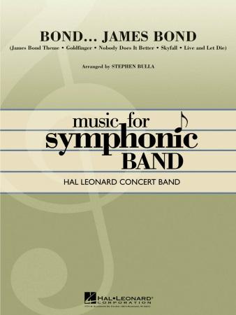 BOND... JAMES BOND (score & parts)