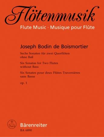SIX SONATAS Op.1