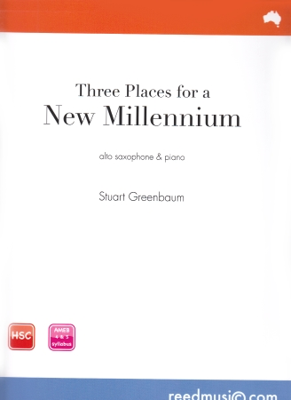THREE PLACES FOR A NEW MILLENNIUM