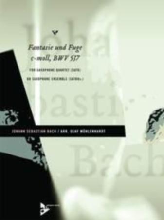 FANTASIE UND FUGE in C minor BWV 537