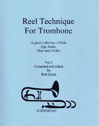 REEL TECHNIQUE Volume 1 (bass clef)