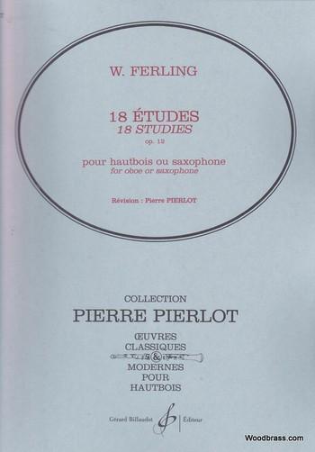 18 STUDIES Op.12