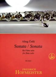 SONATA for solo flute