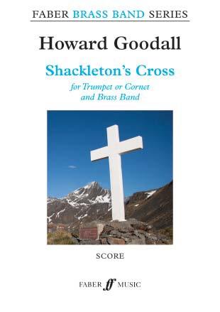 SHACKLETON'S CROSS (score & parts)