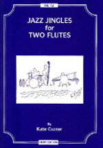 JAZZ JINGLES FOR TWO FLUTES