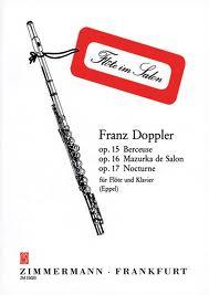 BERCEUSE Op.15, MAZURKA Op.16 & NOCTURNE Op.17