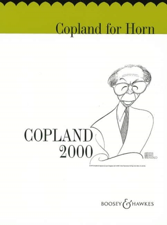 COPLAND FOR HORN in F