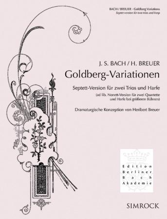 GOLDBERG VARIATIONS (score & parts)