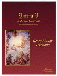 PARTITA No.5 in E minor TWV 41:e1