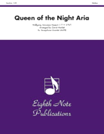 QUEEN OF THE NIGHT Aria from The Magic Flute