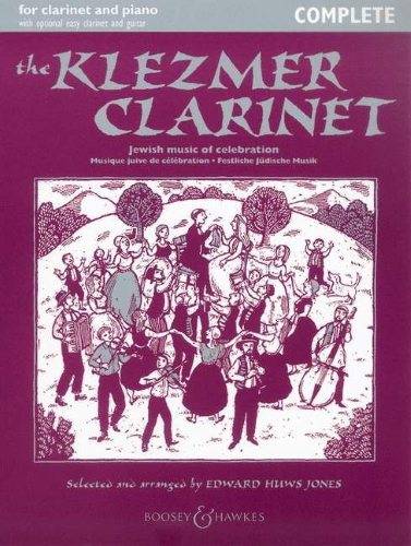 THE KLEZMER CLARINET Complete