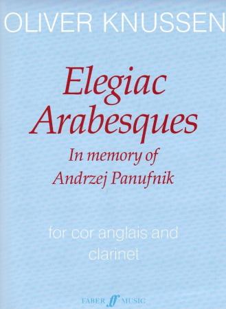 ELEGIAC ARABESQUES Op.26a