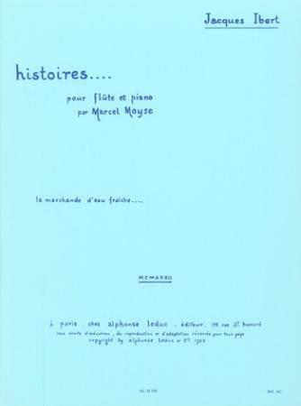 HISTOIRES 5: La marchande d'eau fraîche