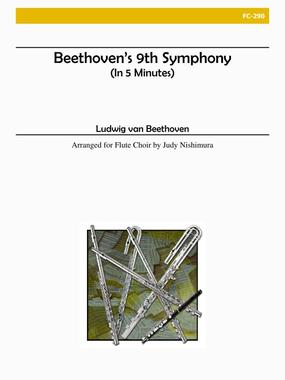 BEETHOVEN'S 9th SYMPHONY (in 5 Minutes) score & parts