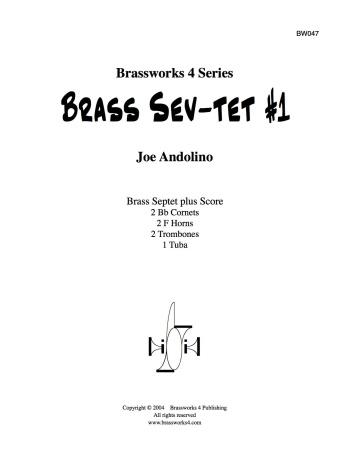 BRASS SEV-TET No.1