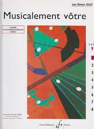 MUSICALEMENT VOTRE Volume 1 teacher's book