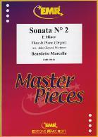 SONATA No.2 in e minor (from cello sonata)